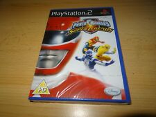 Power Rangers Super Legends-Playstation 2 PS2-Neu & Versiegelt PAL Version
