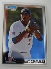 2010 Bowman Chrome #USA-2 Daniel Camarena USA Baseball Card