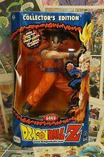 2001 Dragon Ball Z Goku Collector's Edition Action Figure