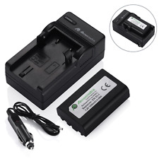 EN-EL1 Battery + Charger For Nikon Coolpix 4300 4500 5000 5400 8700 880 885 E880