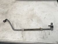 Discovery 3 4 Range Rover Sport 2.7 TDV6 276DT Turbo Oil Feed Line Pipe