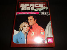 SPACE 1999-Set 6-Escape into worlds beyond belief w/lost crew of Moonbase Alpha