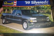 REVELL 1999 CHEVY SILVERADO TRUCK PickUp 1/25 Model Car Mountain FS