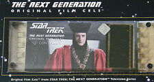 Star Trek TNG 'Q CONTINUUM' 35MM ORIGINAL FILM CELL ~ Paramount