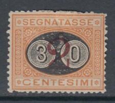 ITALY - RARE Tax Sassone n.19 unused cv 2700$ Super centered