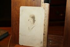 Antique Real Photo Postcard Beautiful Young Woman Circa 1905