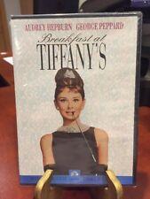 Breakfast at Tiffany's (DVD, 1999 Widescreen) Audrey Hepburn/Mfg. Sealed