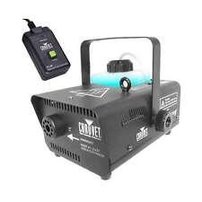 Chauvet Hurricane H901 H-901 Smoke Fog Machine inc Remote DJ Disco Stage
