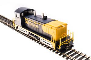 EMD NW2 Switcher ATSF #1215 DC 2-Rail DCC Digital Sound NEW