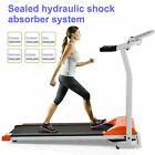 🔥1500W Folding Electric Treadmill Running Walking Machine 300lbs Capacity Home