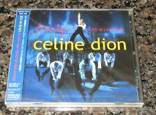 SEALED! Celine Dion JAPAN PROMO CD obi A NEW DAY - LIVE IN LAS VEGAS more listed