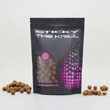 Sticky Baits The Krill Shelf Life Boilies - 1kg 16mm