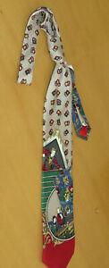 Krawattensammler aufgepasst! Krawatte mit Billardmotiv