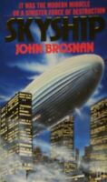 Skyship, Brosnan, John, Very Good Book