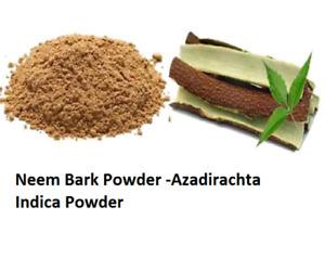 Neem Bark - Azadirachta indica  Powder for supports digestive health, immunity