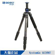 Benro GC358T Professional Carbon fiber Camera Tripod Monopod