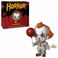 5-STAR HORROR IT 2017 PENNYWISE VINYL FIGURE
