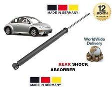 für VOLKSWAGEN VW New Beetle 1999->1 x Hinterer Stoßdämpfer Federbein