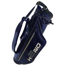 Sun Mountain 2018 H2no Super Lite Waterproof Ultra Lightweight Stand Bag Black/cobalt