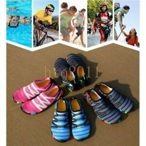 Water Shoes Mens Beach Swim Shoes Quick-Dry Aqua Socks Pool Shoes For Surf Yoga
