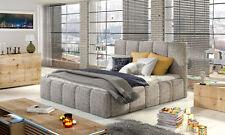 Modernes XXL Luxus Design Bett Betten Stil Hotel Doppel Leder 140 160 180x200cm