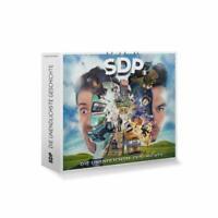 SDP - DIE UNENDLICHSTE GESCHICHTE (PREMIUM EDITION)  3 CD NEU