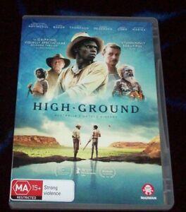High Ground  (DVD, 2021)