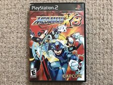 AMERICAN NTSC/U Megaman X8 - PlayStation 2 PS2 PLEASE READ