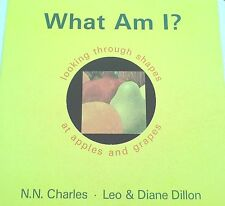 Teacher Big Book WHAT AM I? Shared Reading SCHOLASTIC Kindergarten 1st