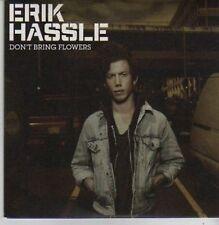 (BZ946) Erik Hassle, Don't Bring Flowers - 2009 DJ CD