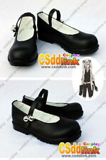 Un-Go Inga Brack Cosplay shoes boots csddlink costume