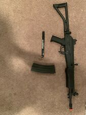 Galil Airsoft Gun With Mag And Battery!