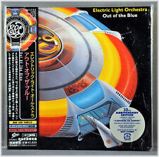 ELO Out Of The Blue + 3 BONUS '07 JAPAN Mini LP CD x2 Gtfd. Anniv. Ed MHCP-1157