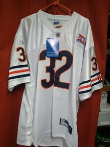 32 Benson  Chicago Bears Jersey Reebok on Field Superbowl XLI new tags 54