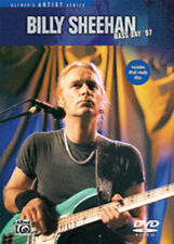 Billy Sheehan Bass Day 97 Dvd; Sheehan,Billy, DVDs, ALFRED - 30595