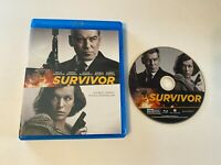 Survivor (Bluray, 2015) [BUY 2 GET 1]