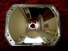 Code 3 Pse Chrome Bezel For 808182 Series Halogen Or Strobe Octagonal Lights