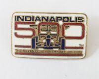 1993 Indianapolis 500 Event Collector Lapel Pin Emerson Fittipaldi Penske Racing
