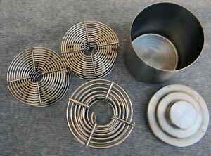 Stainless Steel Film Developing  Tank & Film Reels