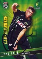 ✺Signed✺ 2015 2016 AUSTRALIAN Cricket Card CAMERON BOYCE Big Bash League