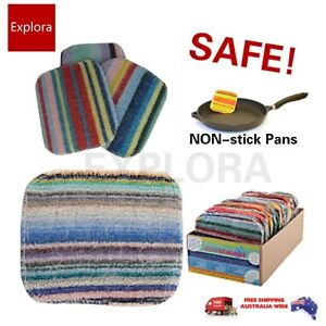 EuroScrubby- Multi Use Cleaning Cloth Scrubby 2pieces Pack