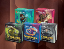 Strixhaven Prerelease Packs Set of 5 Kits Sealed Magic the Gathering Presell