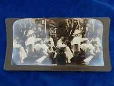 STEREOVIEW - H.C. WHITE CO - 5430 - JEUNES FILLES / Girls - TOP !