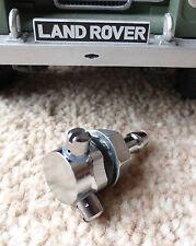 Lucas repro WSB131 Chrome/laiton Pare-Brise Gicleur lave-glace Land Rover Série 1 2 2 A 3