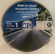 2000 2001 2002 BMW 740i 740iL 745i 745Li NAVIGATION CD1 CALIFORNIA NEVADA HAWAII