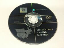 2004 2005 2006 2007 Buick Rainier Rendezvous Terraza HUMMER  Navigation DVD MAP