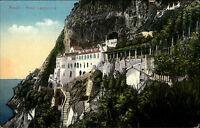 Amalfi Italien Italia Kampanien AK ~1910 Hotel dei Cappuccini Golf von Salerno