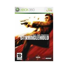 Pal version Microsoft Xbox 360 Stranglehold