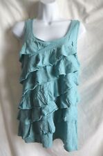 'NWT' EYELASH COUTURE Nicely Designed Sleeveless Top   - Size: XL