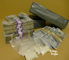 Prop Narcotics -Video Drug Scene Combo- replicas Film Use Only